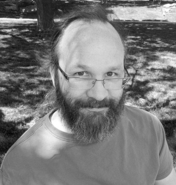 Tube guru and master luthier Greg Raynard