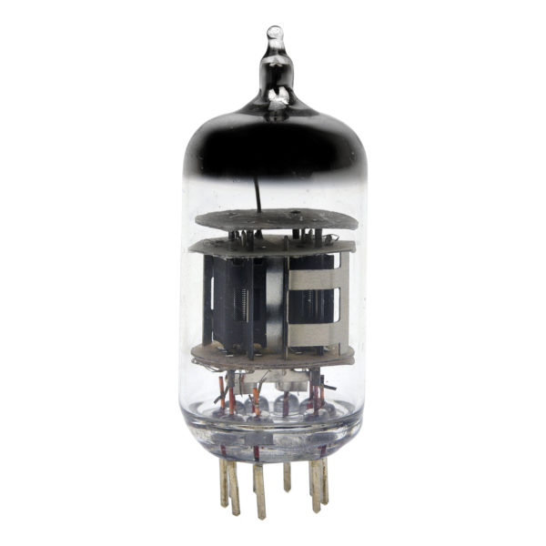 Clean and Bright Preamp Tube - 12AX7
